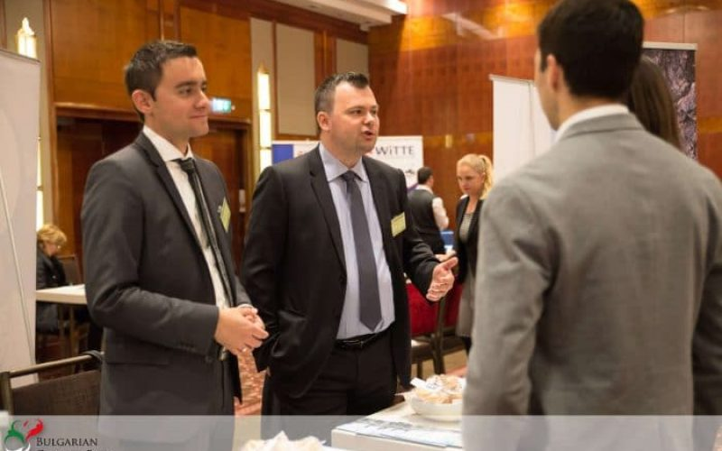 LEAD Consult takes part in the BG Career Forum in Frankfurt for 3rd year in a row