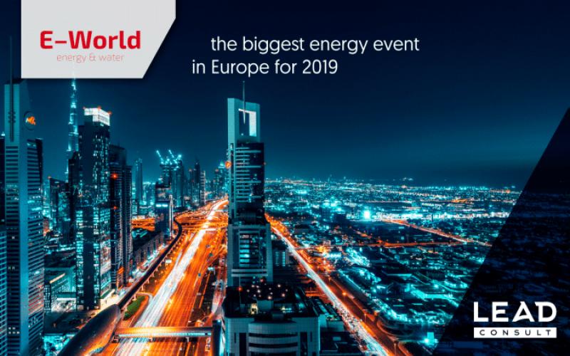 LEAD Consult at E-World 2019